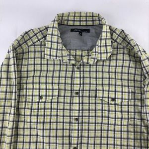 Kenneth Cole Long Sleeve Button Up